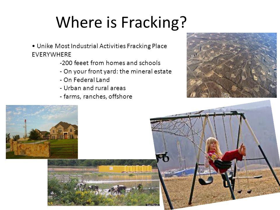 Where is Fracking.