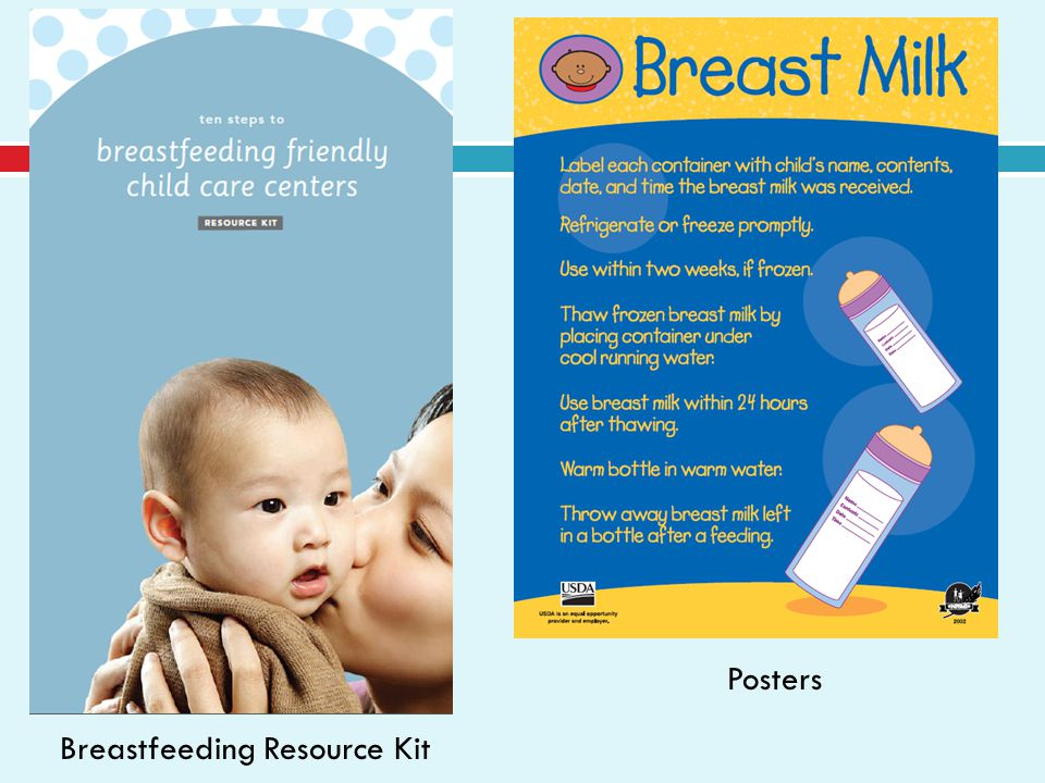 Posters Breastfeeding Resource Kit