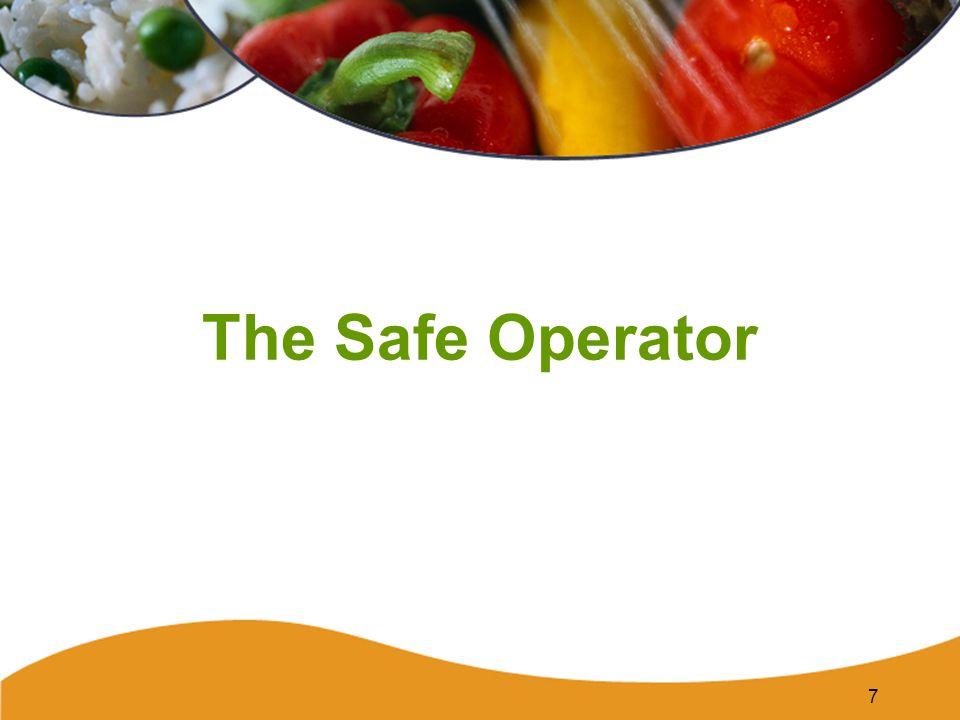 7 The Safe Operator