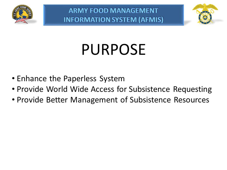 PREPARED MEALS Prepared Meals PREPARING REQUEST FOR APPROVAL Select Grocery Support under Orders / Receipts section.