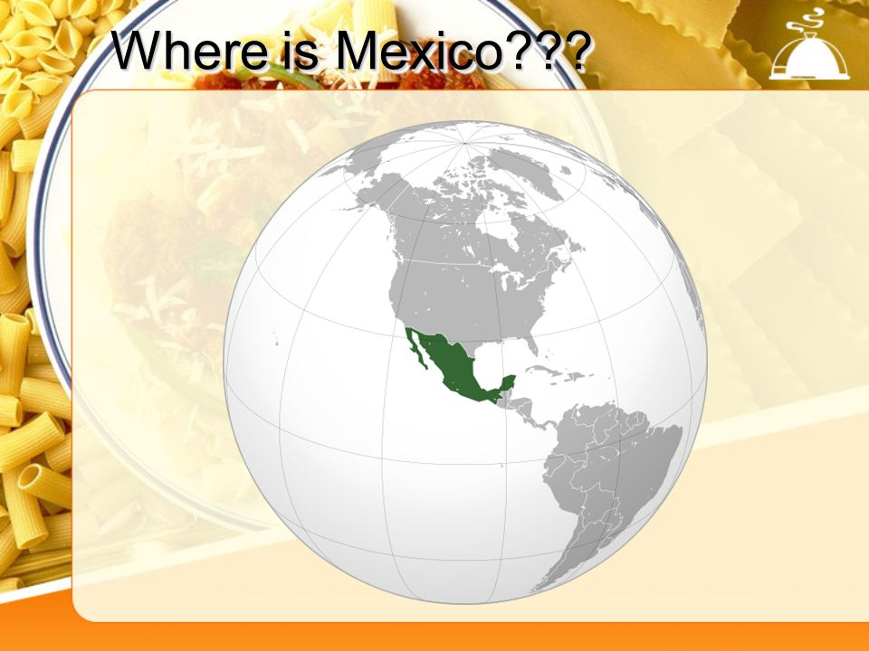 Where is Mexico???