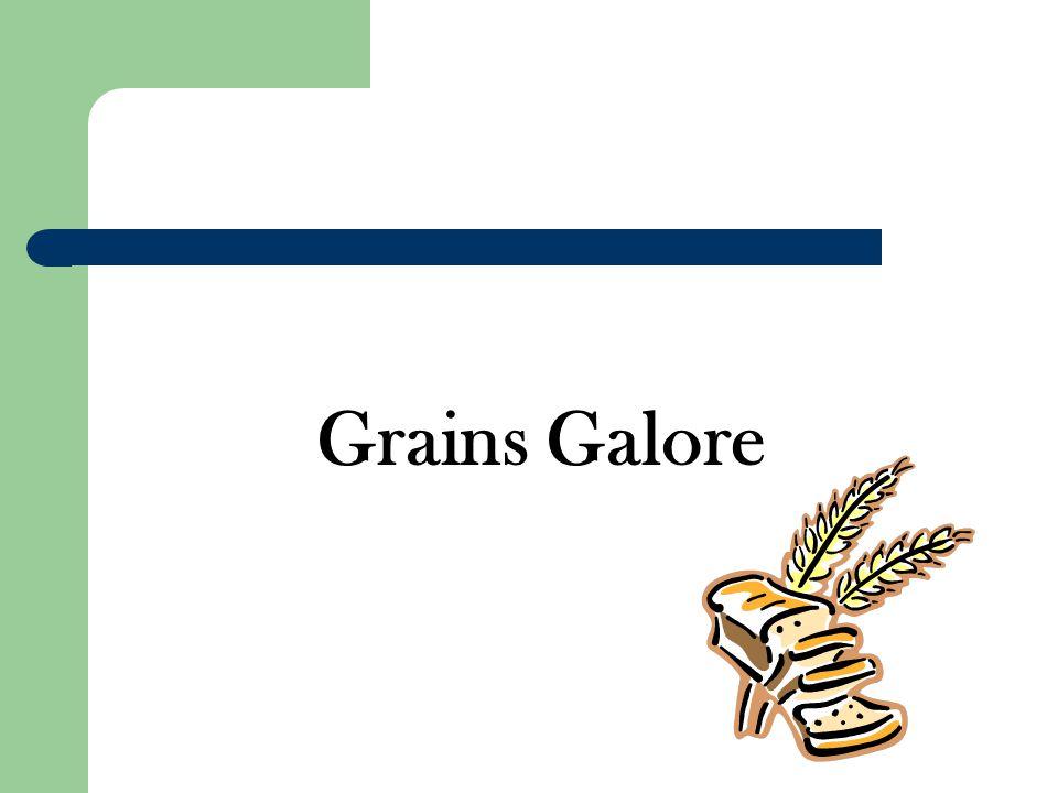 Grains Galore