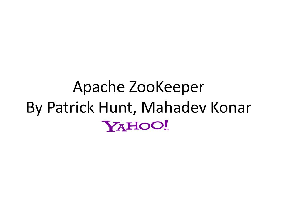 What is ZooKeeper.ZooKeeper is much more than a distributed lock server.