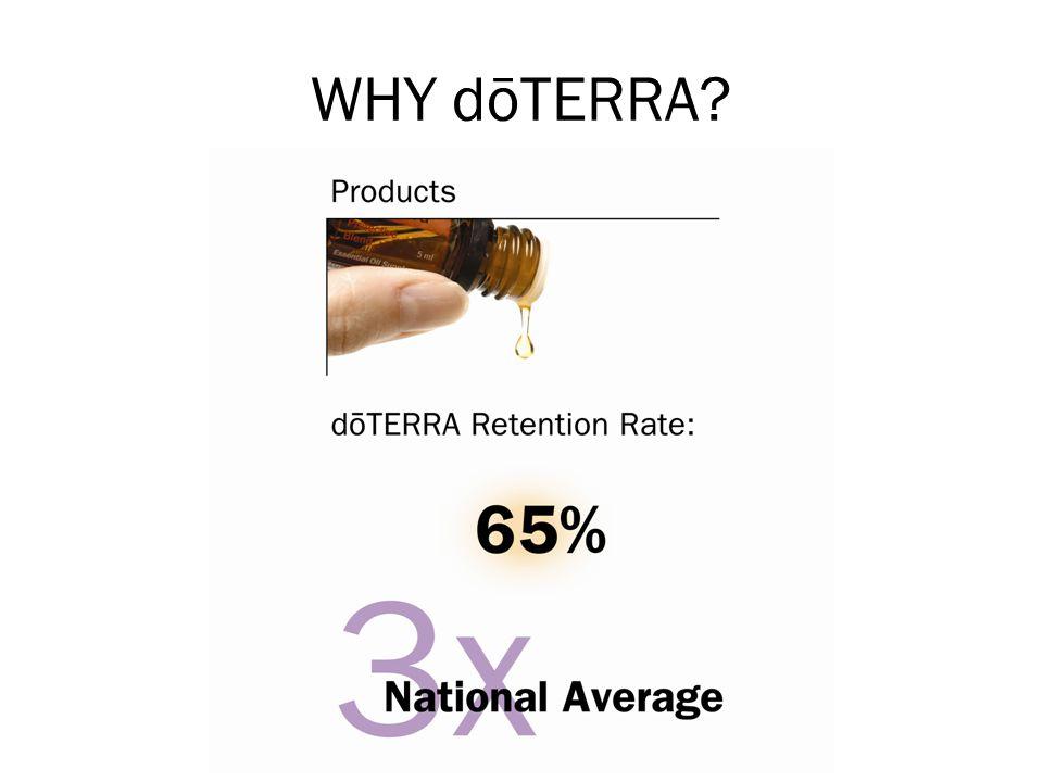 WHY dōTERRA?