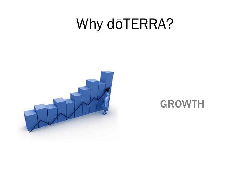 Why dōTERRA? GROWTH