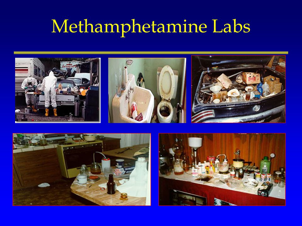 Methamphetamine Labs