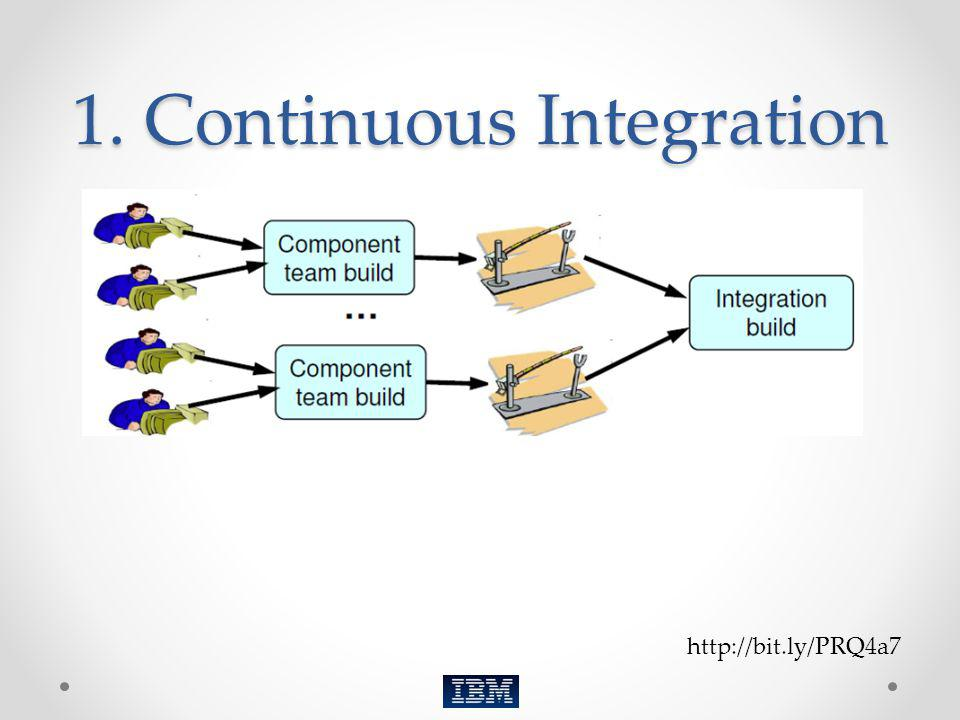 Continuous Integration and Continuous Delivery 1.Ensure end-to-end traceability across all assets 2.Practice continuous integration 3.Maintain separate streams for each mobile OS, SDK supported 4.Use automated build and deploy scripts DevOps Best Practices for Mobile Apps