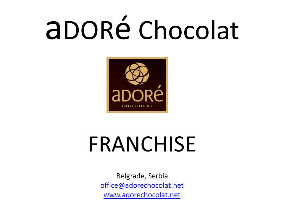What is franchising.