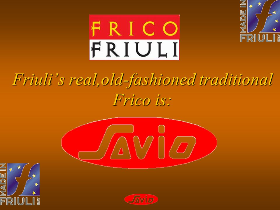 Friulis real,old-fashioned traditional Frico is: