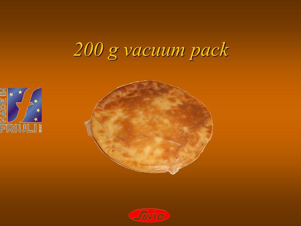 200 g vacuum pack