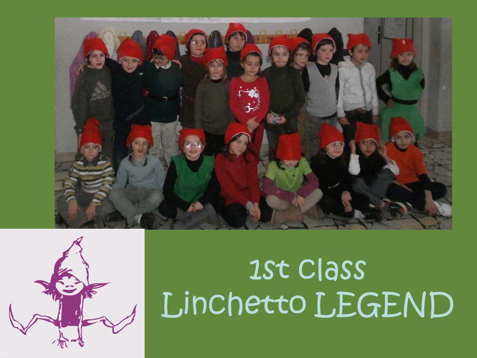 1st class Linchetto LEGEND