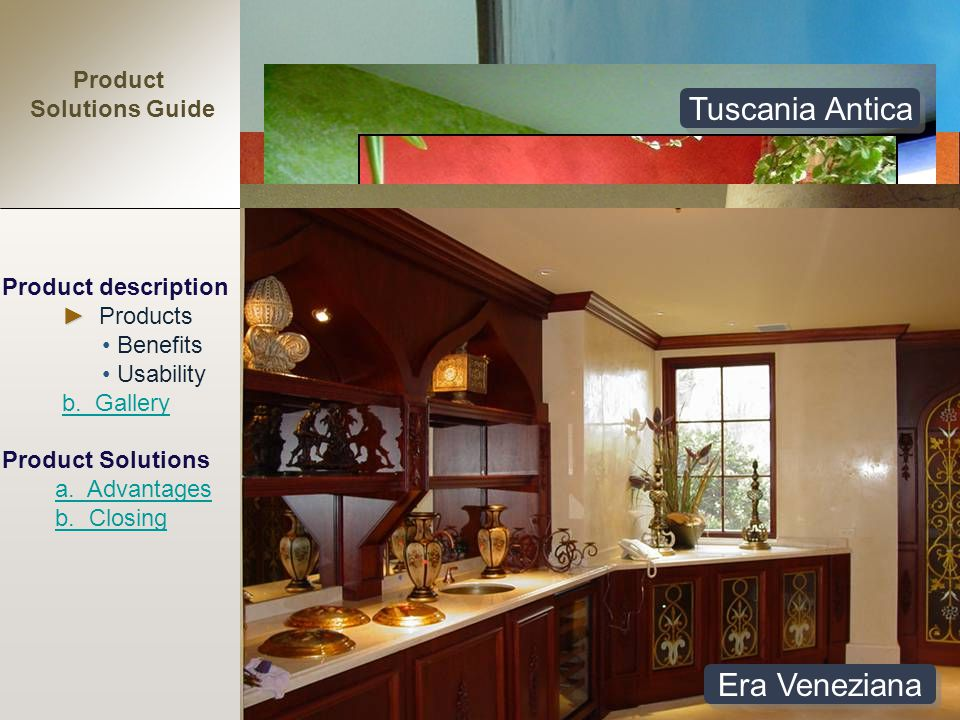 Era Veneziana Marmorino KS Era Veneziana Tuscania Antica Marmorino KS Marmur Fine Marmorino KS Marmur Fine Era Veneziana Product description Products Benefits Usability b.