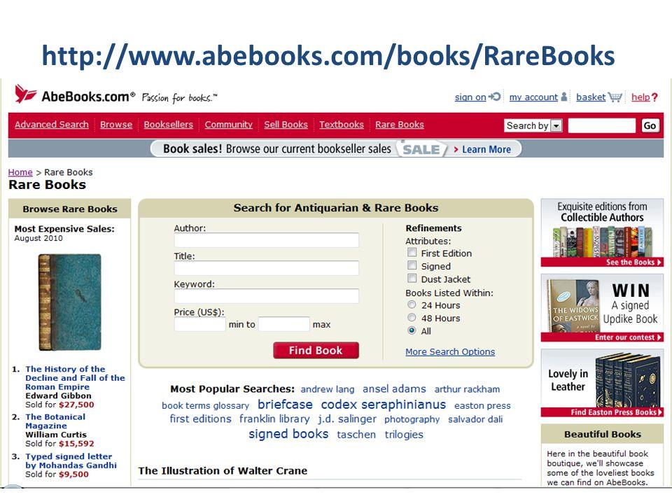 http://www.abebooks.com/books/RareBooks/