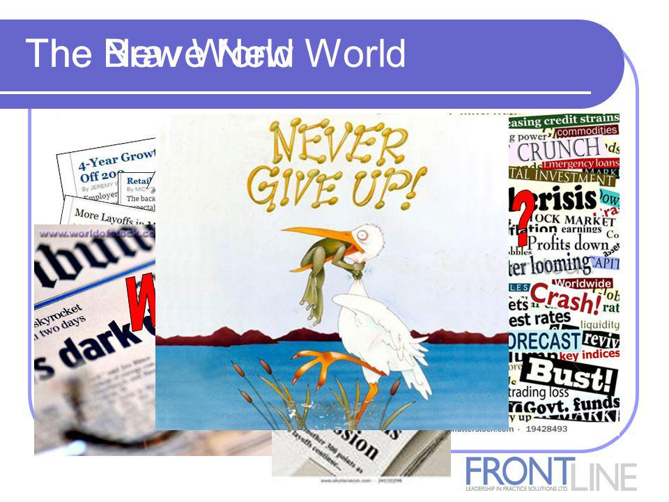 The New WorldThe Brave New World