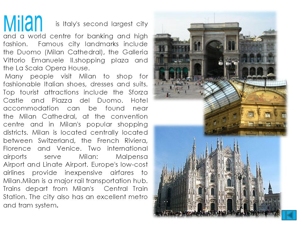 Venice is one of Italy s top travel cities and a beautiful, romantic destination with many attractions.