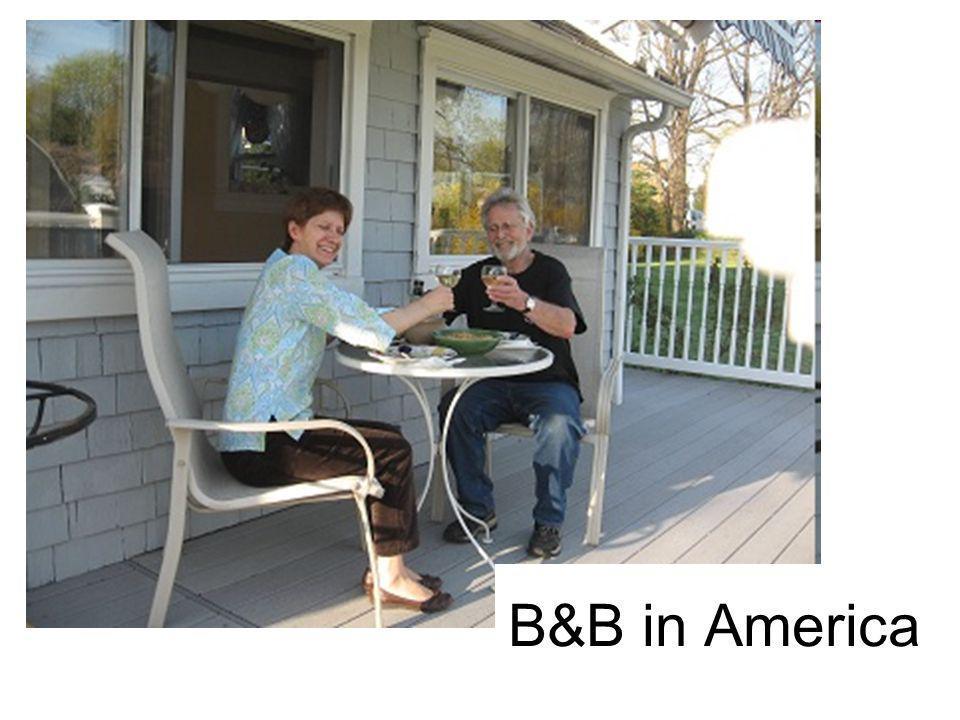 B&B in America