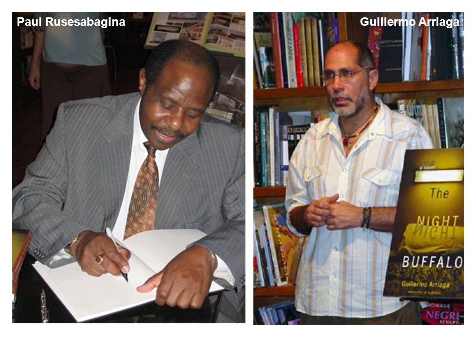 Guillermo ArriagaPaul Rusesabagina