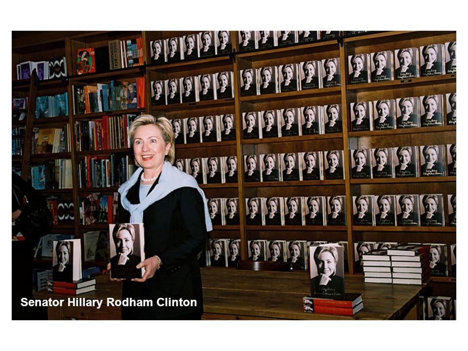 Star Jones Reynolds Jane Fonda Senator Hillary Rodham Clinton
