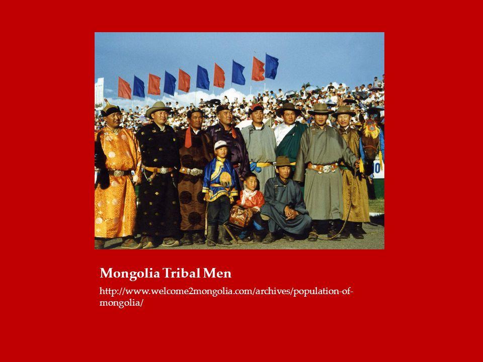 Mongolian Population Density Map http://www.britannica.com/EBchecked/media/73662/Population- density-of-Mongolia