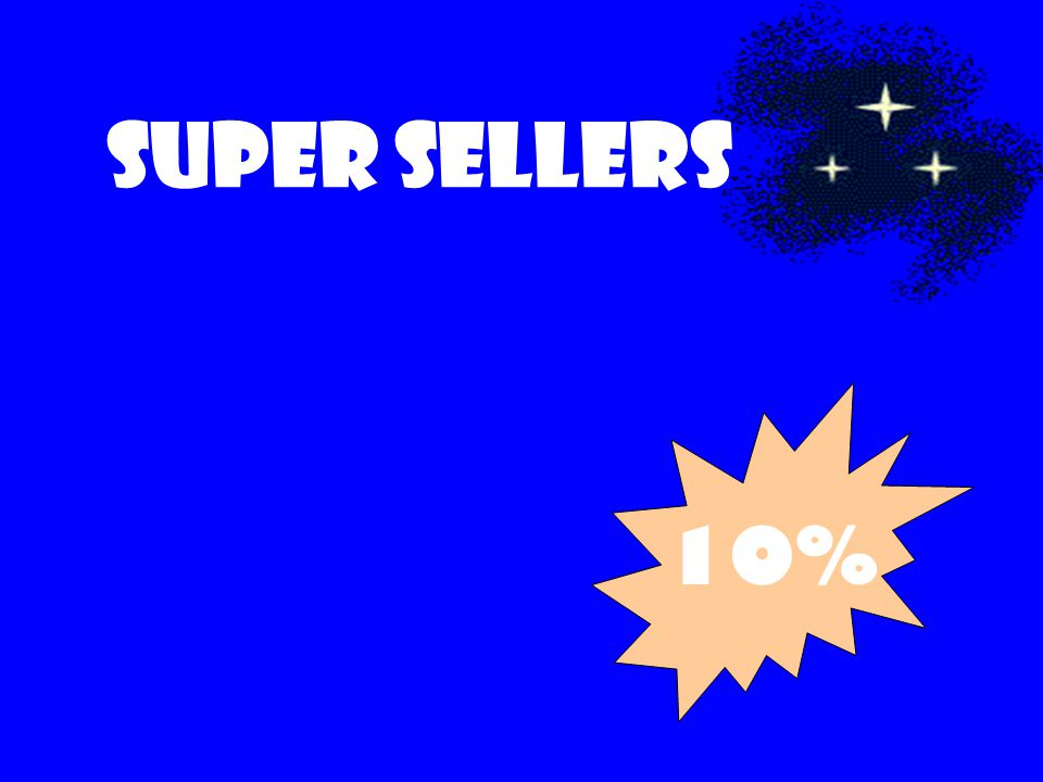 Super Sellers 10%