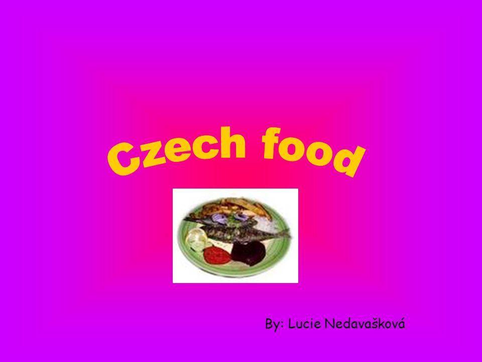 By: Lucie Nedavašková