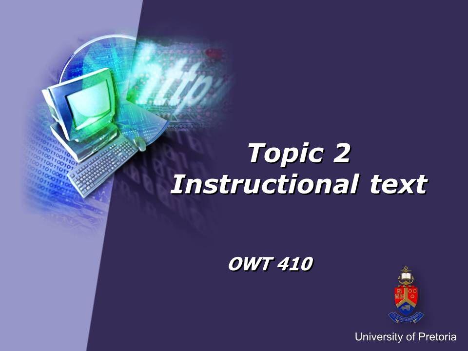 Educational media Instructional text Hypertext Electronic books