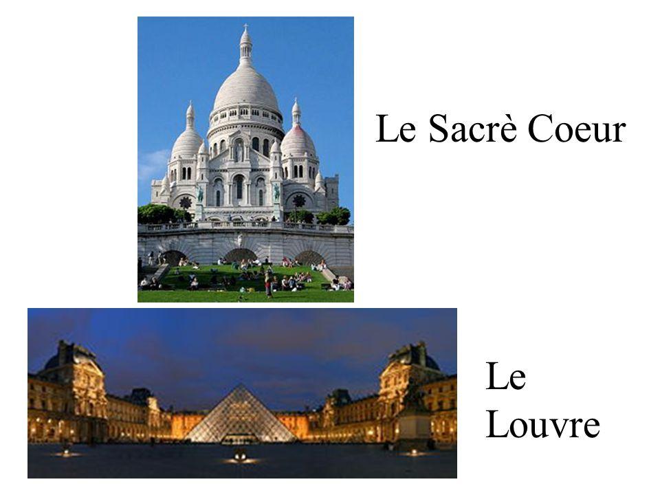 Le Sacrè Coeur Le Louvre