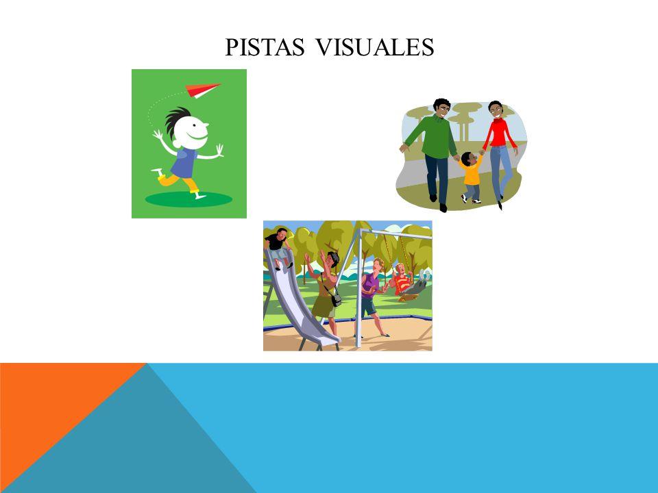 PISTAS VISUALES