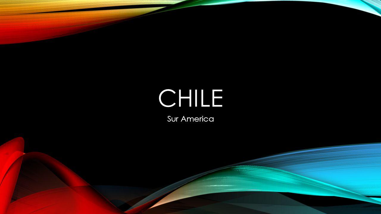 CHILE Sur America