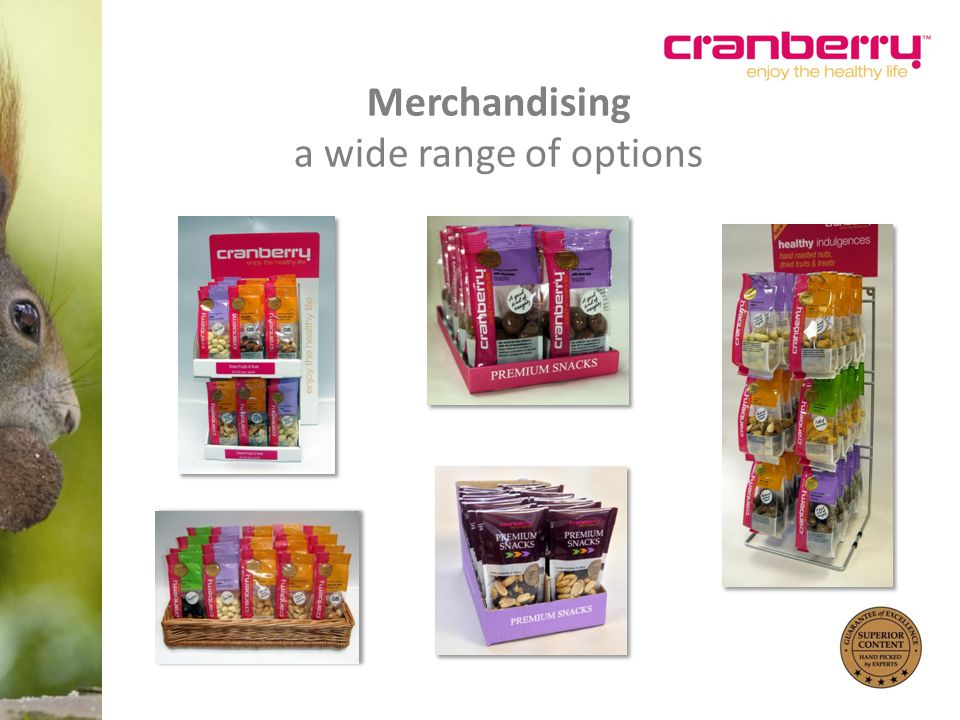 We are leaders in the field and continually source new and exciting products New packaging sizes and styles are trialled on an ongoing basis Our new compac range initially developed with vending in mind but now offers wider appeal – travel, hotels, pubs, retail etc.