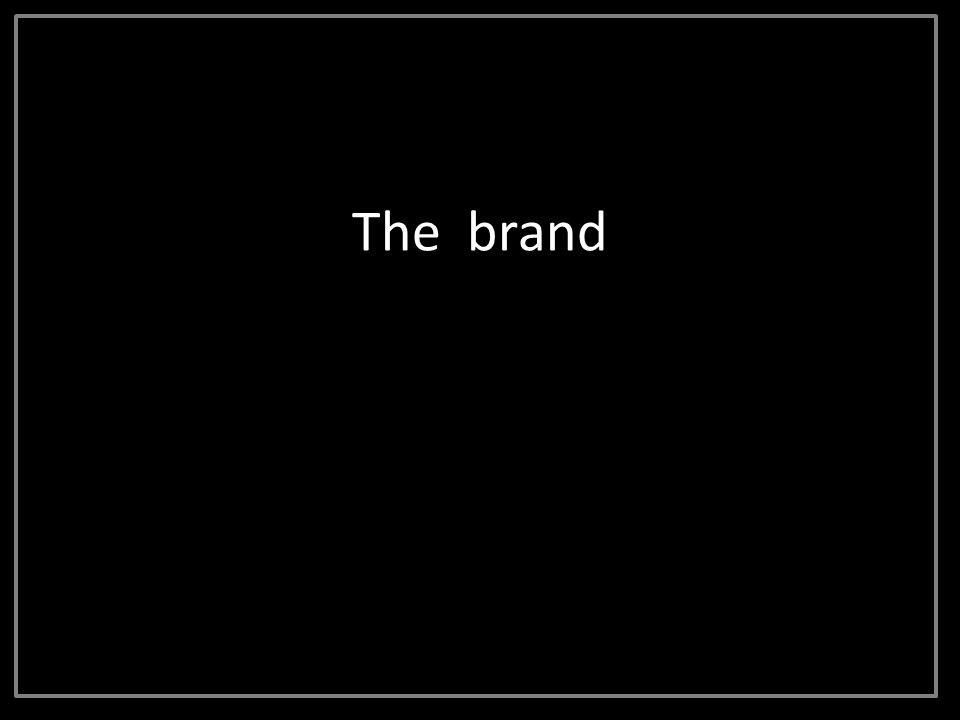 The brand