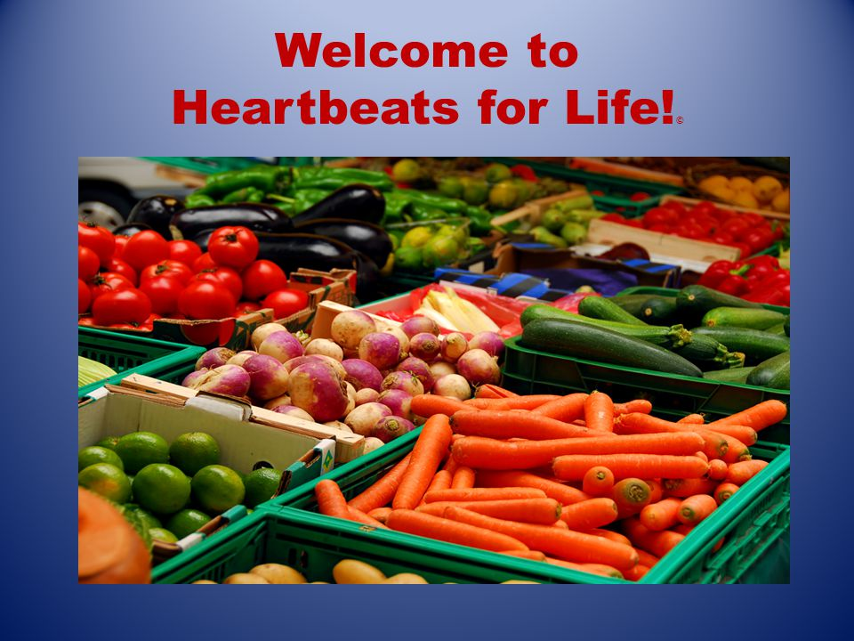 Welcome to Heartbeats for Life! ©