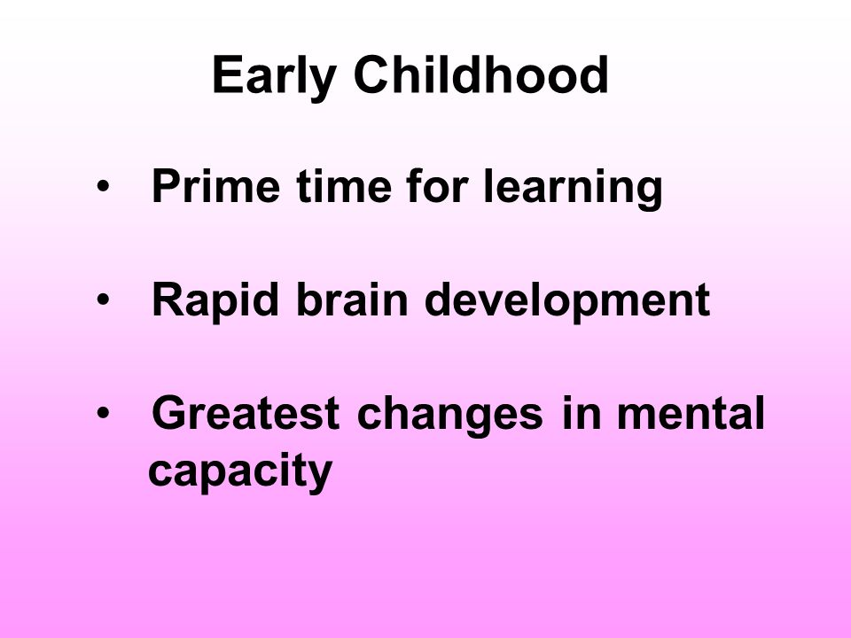 Much groundwork is laid before a child can actually read in the commonly understood sense of the term.