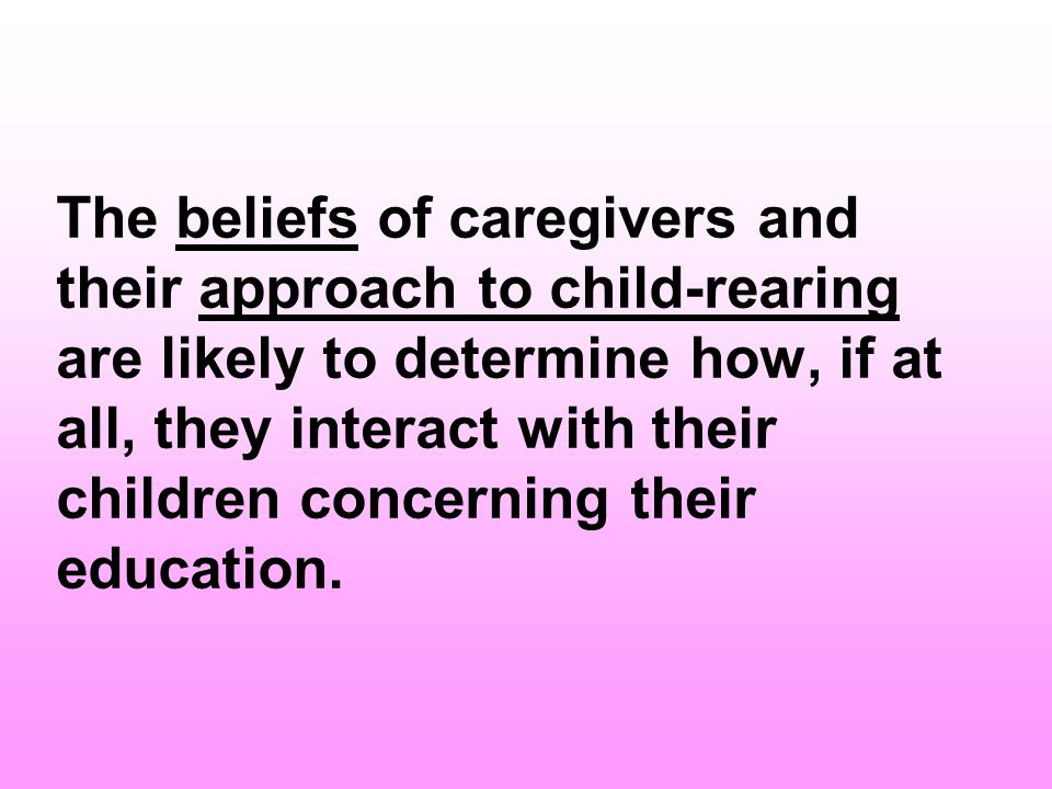 If adults perceive that their role involves teaching, it is expected that the interaction between adults and children tends to be didactic.