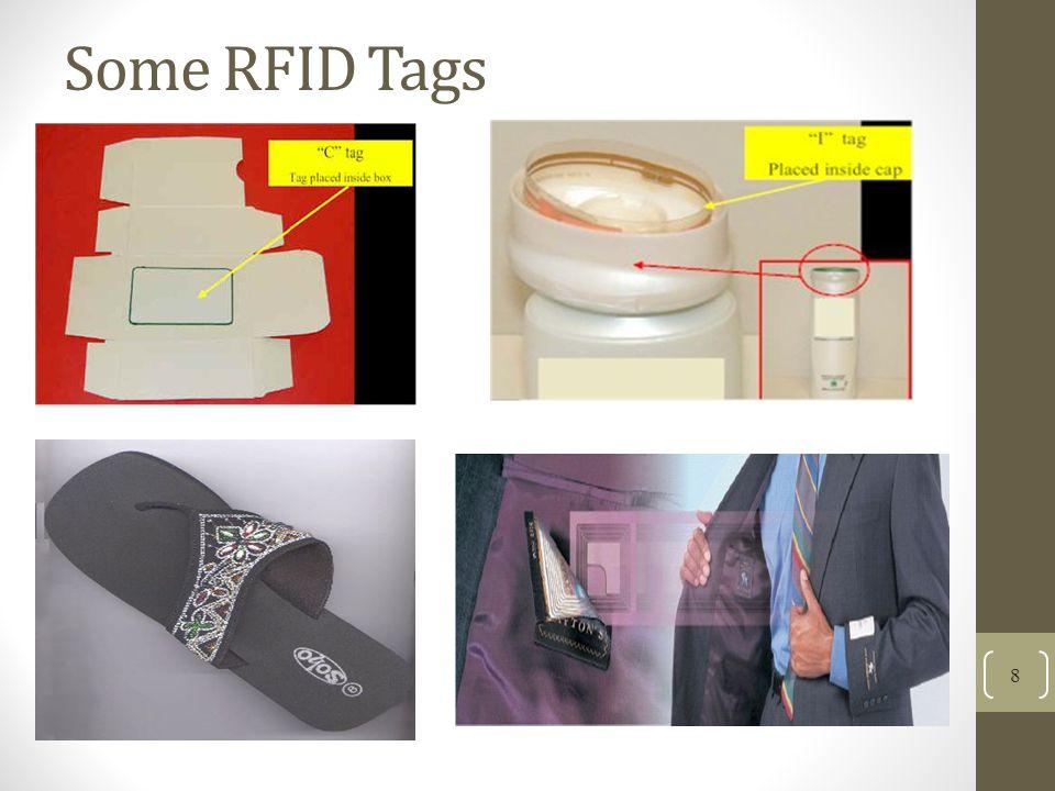 Some RFID Tags 8