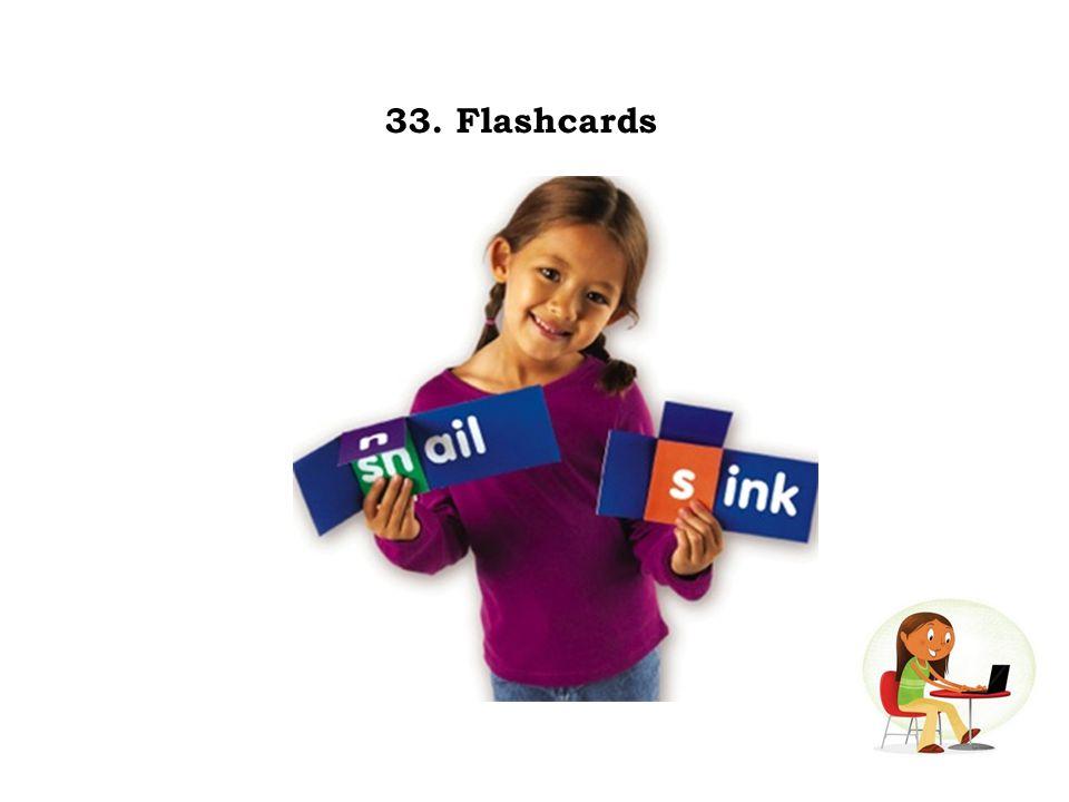 33. Flashcards