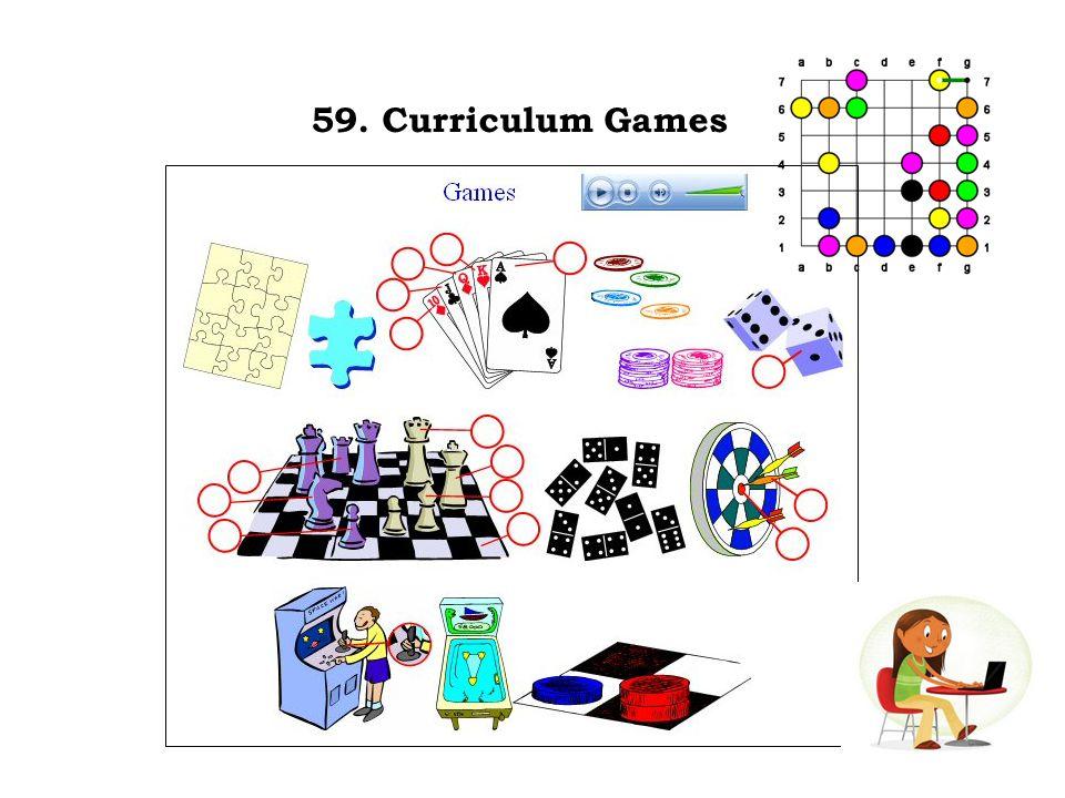 59. Curriculum Games