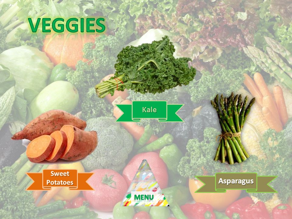 Kale Asparagus