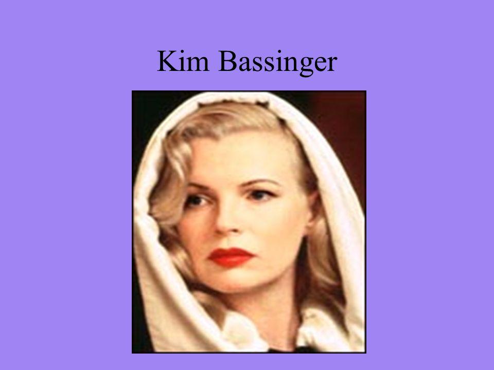 Kim Bassinger