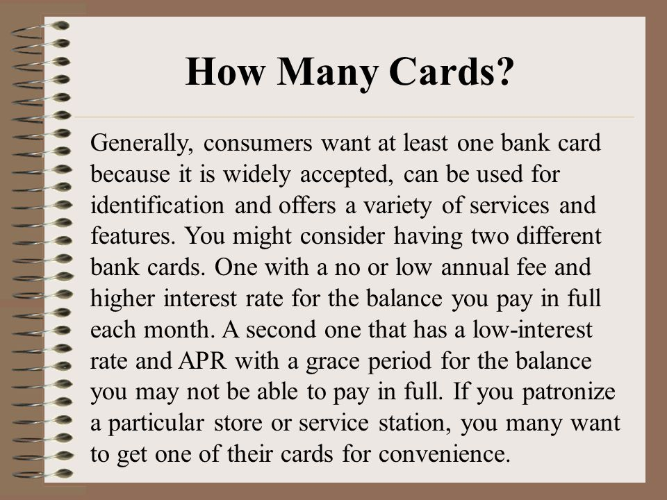 How Many Cards.