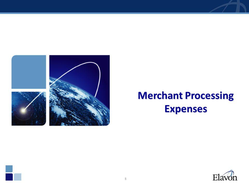 8 Merchant Processing Expenses