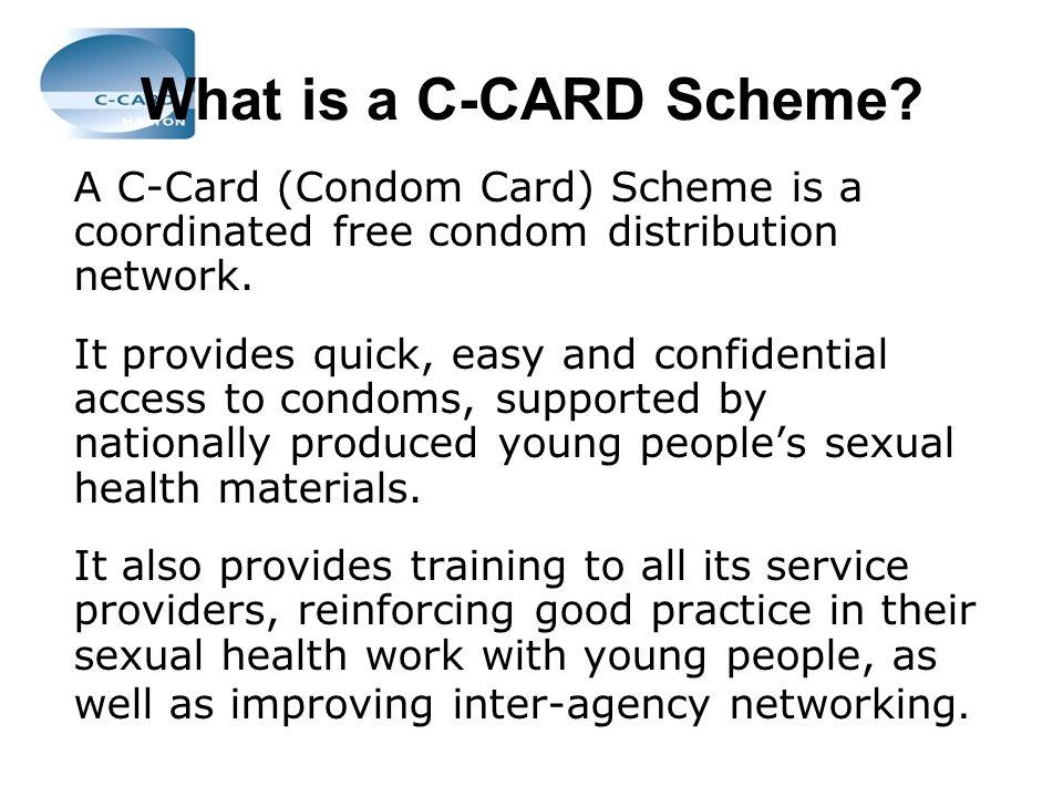 What is a C-CARD Scheme.