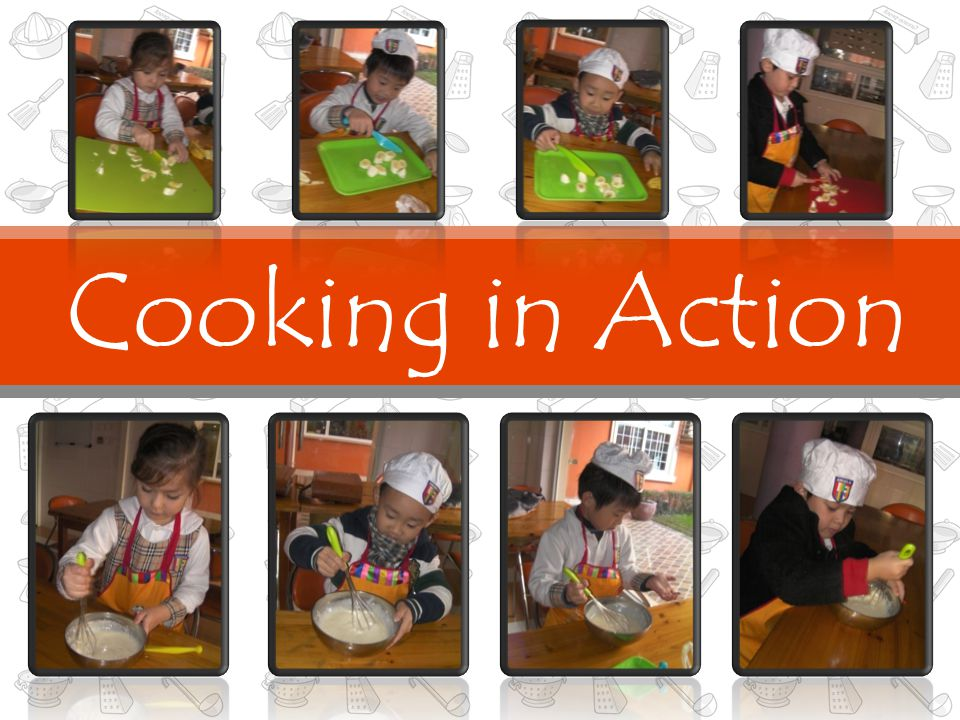 Cooking in Action