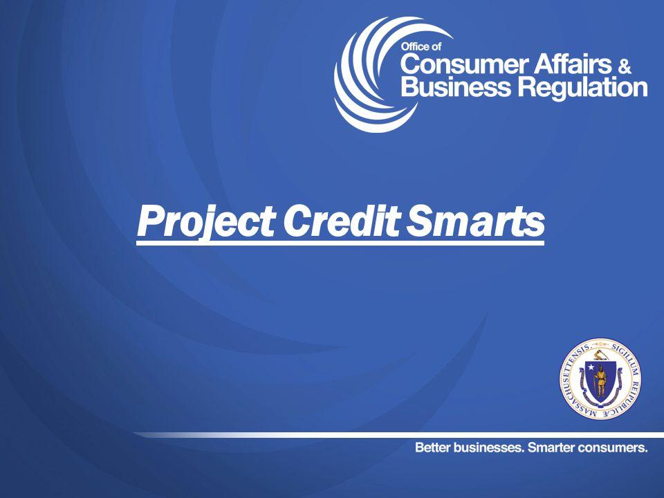 Project Credit Smarts