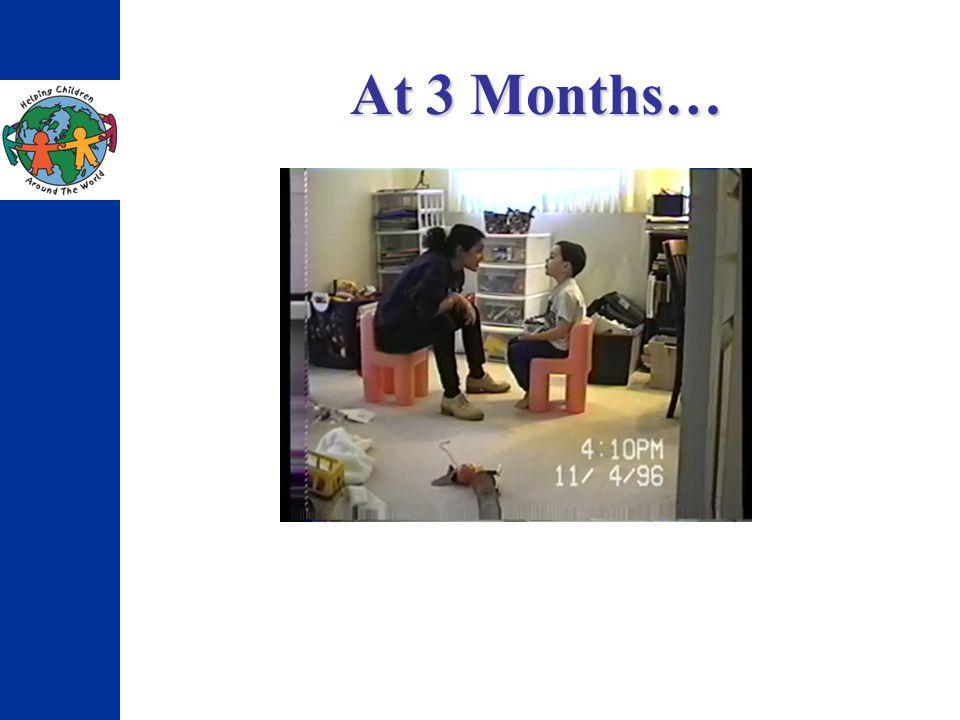 At 3 Months…