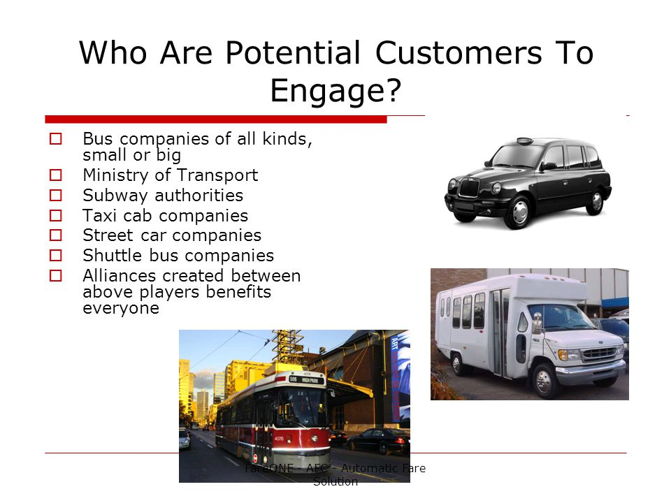 Who Are Potential Customers To Engage.