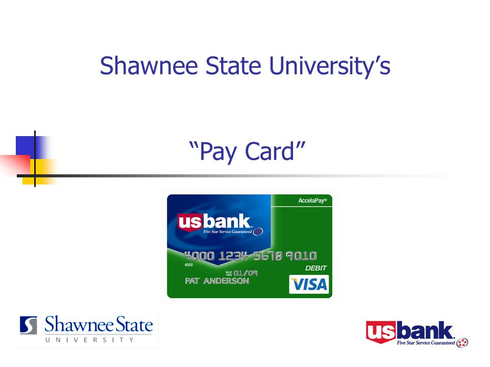 Retrieving your online Pay Stub Pay stub information is located online via MySSU from work or your home computer https://myssu.shawnee.edu https://myssu.shawnee.edu Located on secure web site Includes leave balance detail (if applicable) 12 months of pay stubs are available for review Print hard copy of pay stub directly from computer