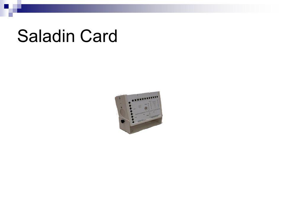 Saladin Card