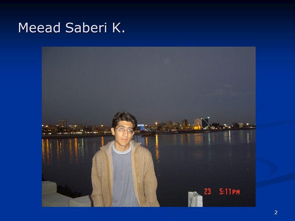 2 Meead Saberi K.