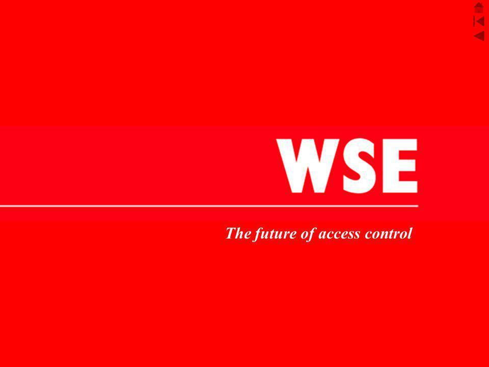 The future of access control